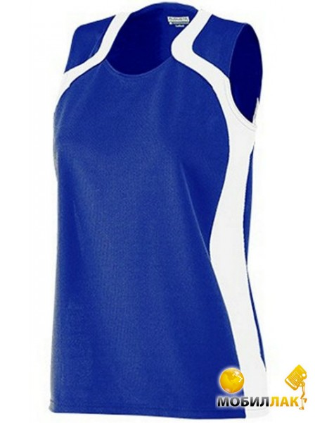 jersey Jersey Безрукавка slvless р.XS blue