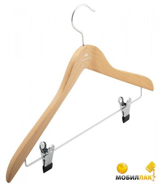 granchio Granchio Вешалка для костюмов с прищепками натур. 44 см (88906)