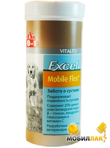 8 in 1 8 in 1 Excel Mobile Flex+ 150 г