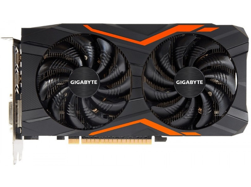 Gigabyte GeForce GTX1050 2GB DDR5 OC G1 Gaming (GV-N1050G1_GAMING-2GD) Gigabyte