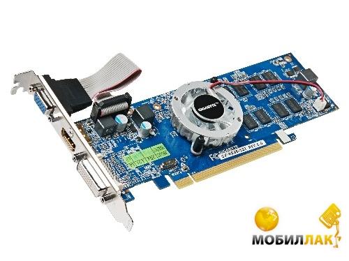 Gigabyte Radeon 5450 1GB 64bit  (GV-R545-1GI) MobilLuck.com.ua 582.000