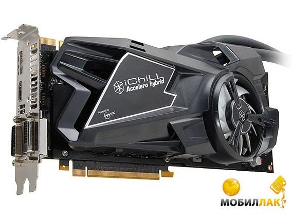 Inno3D GeForce GTX780 Ti iChill Black Accelero Hybrid 3 GB (C78TP-1SDN-L5HSX) MobilLuck.com.ua 11426.000
