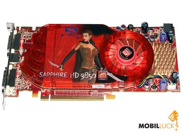 Radeon 3850 Драйвер