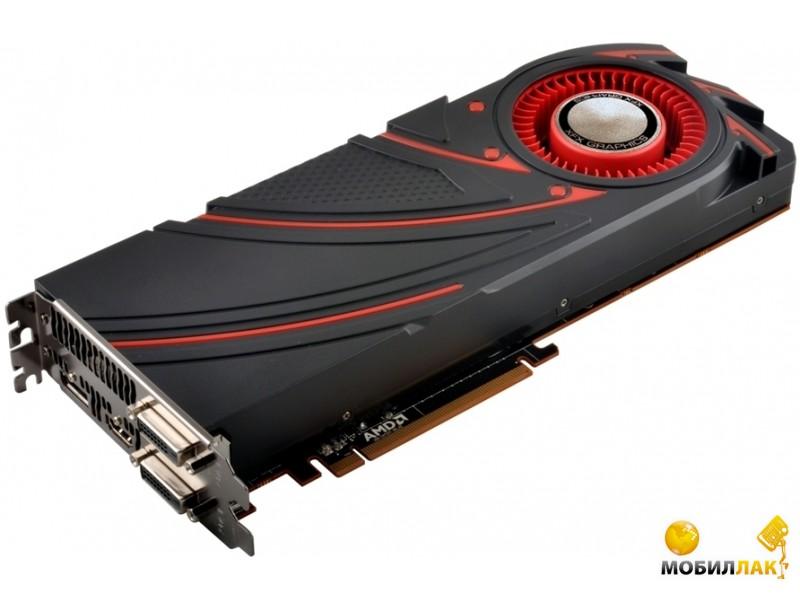 XFX Radeon R9 290X 4096MB GDDR5 (512bit) (1000/5000) (R9-290X-ENFC) MobilLuck.com.ua 7150.000