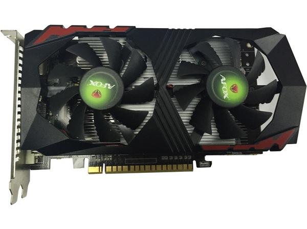 Afox 2 Gb DDR5 128 Bit PCI-E (AF1050-2048D5H2) Afox