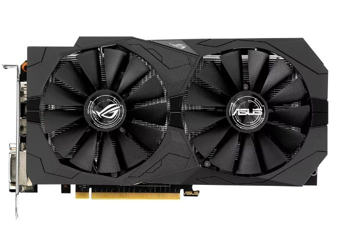 Asus GeForce GTX1050 2GB DDR5 Gaming Strix OC (STRIX-GTX1050-O2G-GAMING) Asus