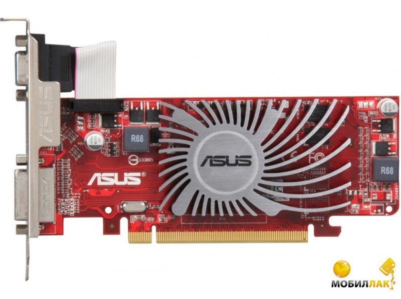 Asus EAH6450 SILENT/DI/1GD3(LP) MobilLuck.com.ua 637.000