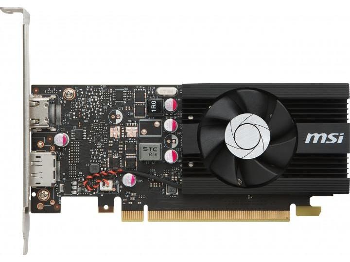 MSI GeForce GT1030 (GT 1030 2G LP OC) MSI