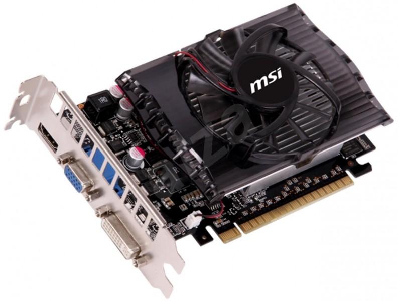 MSI GeForce GT730 4GB DDR3 (N730-4GD3V2) MSI
