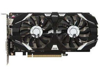 MSI GeForce GTX1050 2GB DDR5 OC (GeForce_GTX_1050_2GT_OC) MSI