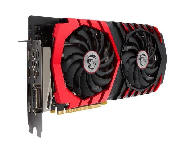 MSI GeForce GTX1060 3GB GDDR5 Gaming X (GF_GTX_1060_GAMING_X_3G) MSI