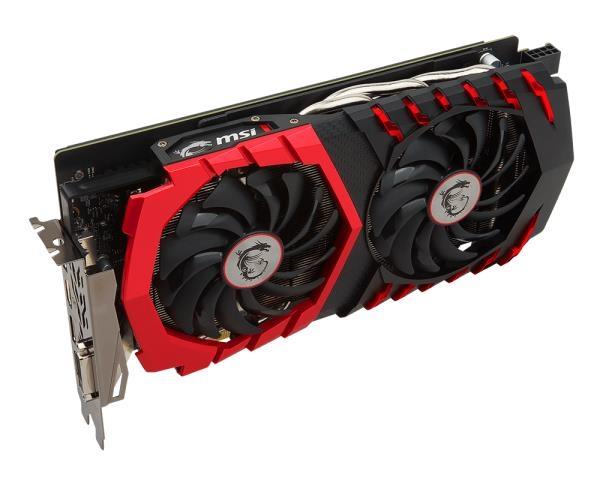 MSI GeForce GTX1060 6GB Gaming (GF_GTX_1060_GAMING_6G) MSI