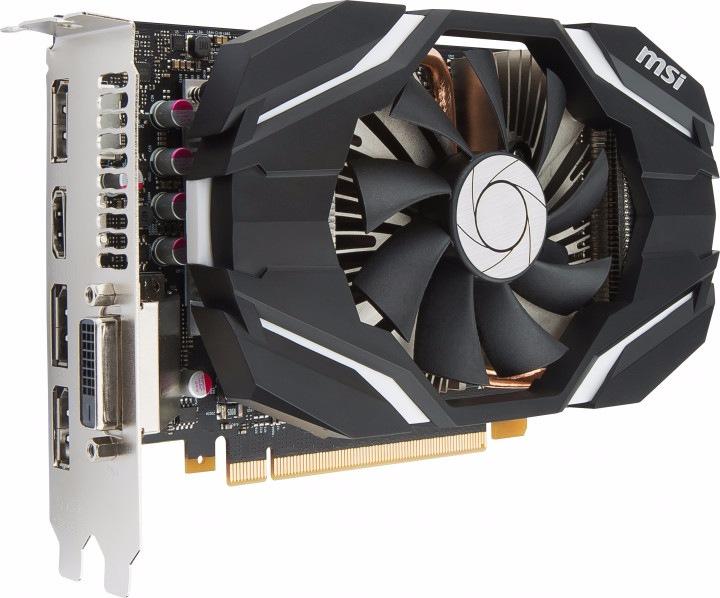 MSI GeForce GTX 1060 3G OC MSI