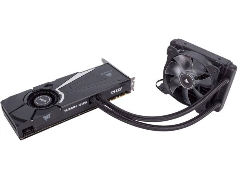 MSI GeForce GTX 1070 SEA Hawk X MSI