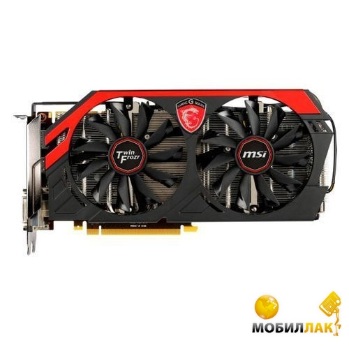 MSI GeForce GTX 770 TF 4GB GDDR5 (256bit) (N770 TF 4GD5/OC) MobilLuck.com.ua 6394.000