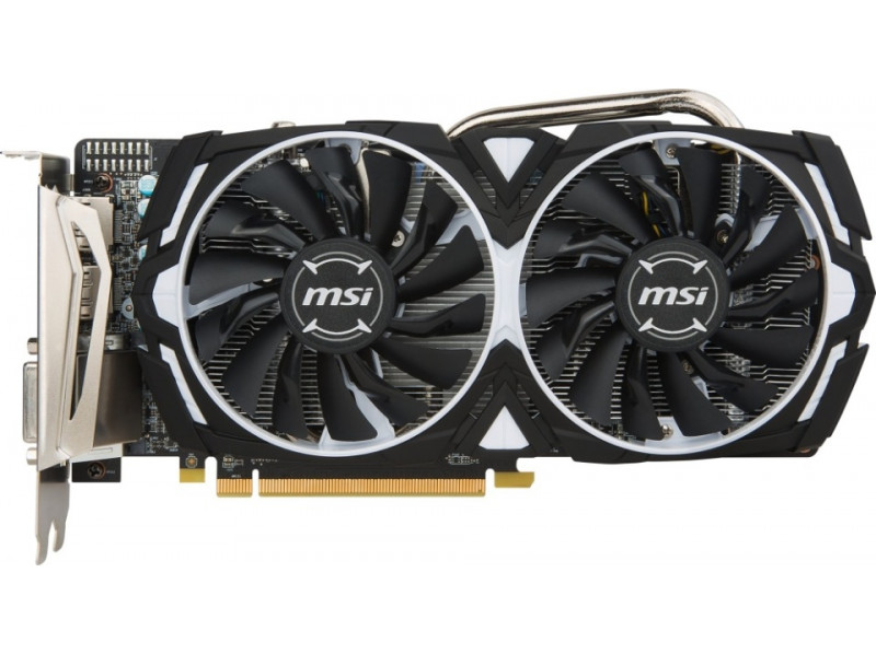 MSI Radeon RX 570 4GB DDR5 Armor OC MSI