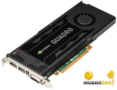 PNY Nvidia Quadro K4000 3072Mb GDDR5 800Mhz (VCQK4000-PB) MobilLuck.com.ua 13714.000