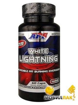 aps APS White Lightning DMAA 60 капс