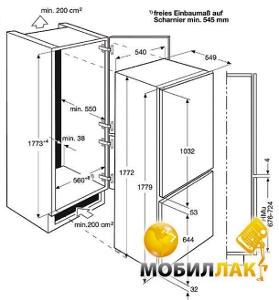 Белый.  Зона свежести.  Размораживание холодильного отделения.  3. 4 кг/сутки.  54 см. 55 см. 210л.