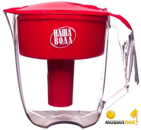 Наша Вода Максима красный MobilLuck.com.ua 107.000
