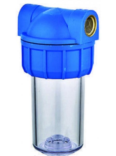 Бытовой фильтр для воды своими руками