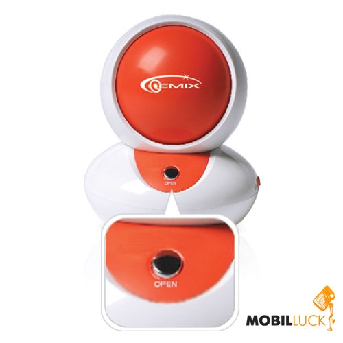 Gemix D10 white/orange MobilLuck.com.ua 105.000