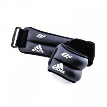 Утяжелители Adidas ADWT-12227 0,5 кг Черный