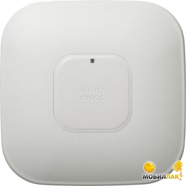 Cisco 802.11n Auto ; 3x4:3SS; Mod;Int Ant; E Reg Domain (AIR-SAP2602I-E-K9) MobilLuck.com.ua 11426.000