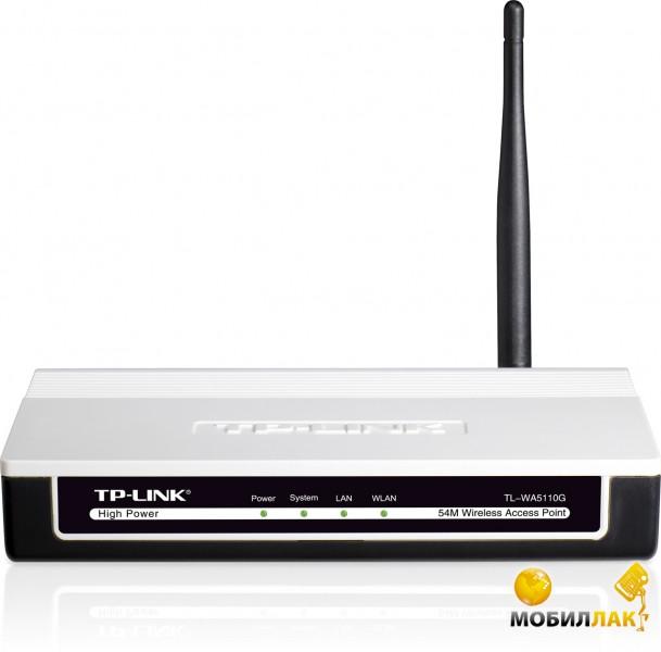 TP-Link TL-WA5110G WRL 54MBPS MobilLuck.com.ua 494.000