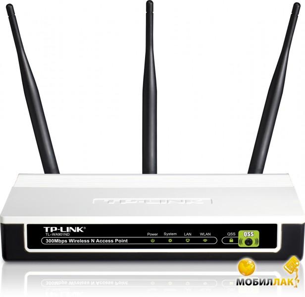 TP-Link TL-WA901ND WRL 300MBPS MobilLuck.com.ua 675.000