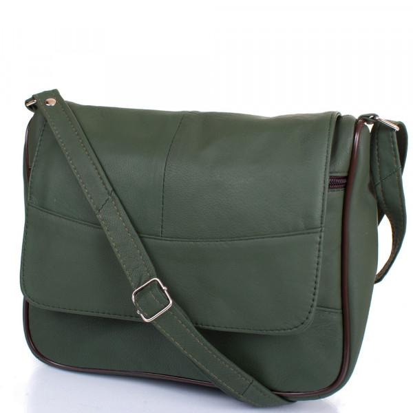 e06bba8330a7 Женская кожаная сумка-почтальонка Tunona SK2416-4-1. Купить Женская ...