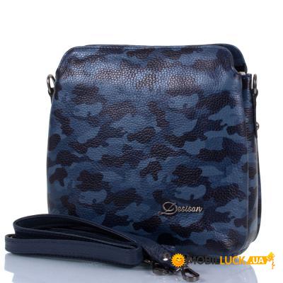 60ea6a0250dd Видеообзор и фото Женская кожаная сумка-планшет Desisan SHI2905-6 ...