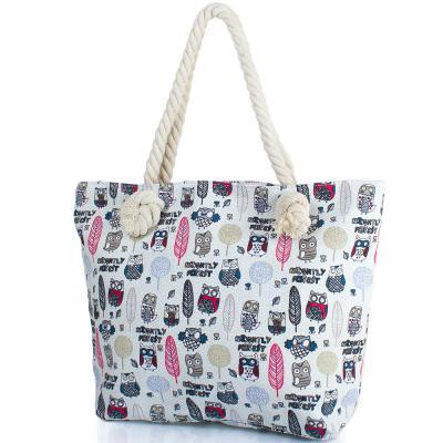 1f8d5f151299 Видеообзор и фото Женская пляжная тканевая сумка Eterno DCA-211-01 ...
