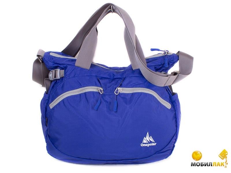 5fb492fb3eb0 Женская спортивная сумка через плечо Onepolar W5220-blue. Купить ...