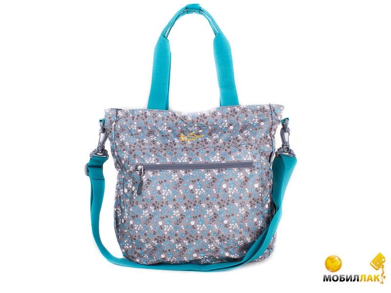 9696187f085b Фотография Женская спортивная сумка через плечо Onepolar W5239-blue (0)