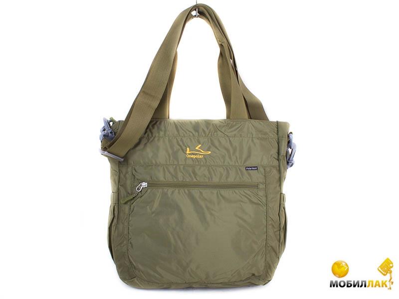 549adbdff4dd Мужская спортивная сумка через плечо Onepolar W5239-green. Купить ...