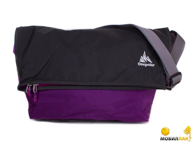 bb42d4c67e72 Женская спортивная сумка через плечо Onepolar W5637-violet. Купить ...