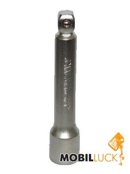 """Jonnesway Удлинитель шарообразный 1/2""""DR, 125 мм (S21H41125) MobilLuck.com.ua 64.000"""