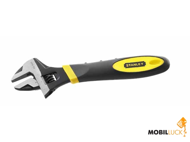 Stanley 2-90-950 Ключ гаечный разводной MaxSteel 300мм MobilLuck.com.ua 341.000