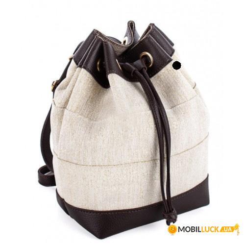 eb3a9882f29e Молодежный сумка-рюкзак WeLassie 44503 бежевый. Купить Молодежный ...
