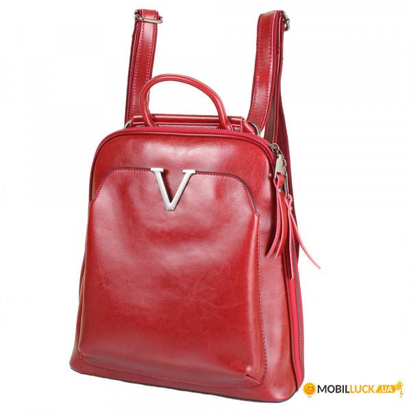 fda8e71d868d Женский кожаный рюкзак Eterno RB-GR3-801R-BP. Купить Женский кожаный ...
