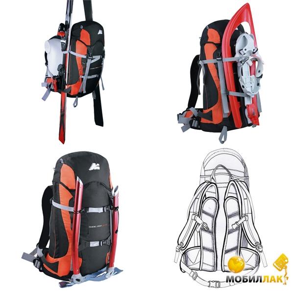 Marsupio Guide Pro 25+10 Nero Arancione MobilLuck.com.ua 1701.000