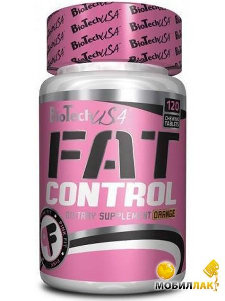 biotech BioTech Fat Control 120табл