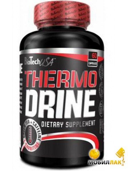 biotech BioTech Thermo Drine 60капсул