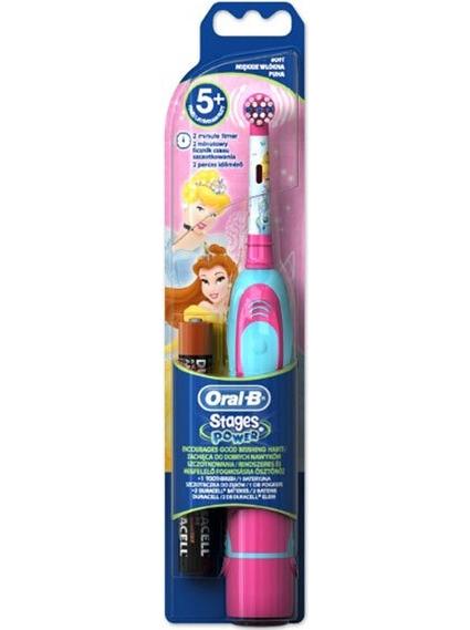 Зубная щетка для девочки Braun Oral-B DB4.510