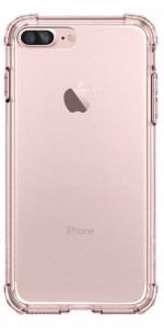 Фото Чехол Spigen Case Crystal Shell Rose Crystal iPhone 7 Plus (SGP-043CS20501)