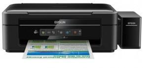 Фото МФУ Epson L366 with WI-FI (C11CE54403)