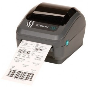 Принтер этикеток Zebra GK420 D