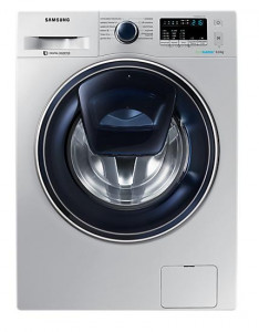 Стиральная машина Samsung AddWash Eco Bubble WW60K42109SDUA