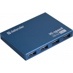 Концентратор USB Defender Septima Slim (83505)